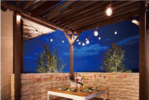ガーデンライト1